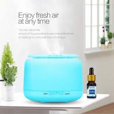 mist humidifier air ultrasonic humidifiers aroma essential grtco 300ml ultrasonic air humidifier essential oil aroma diffuser
