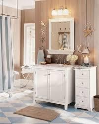 Beachy Bathroom Mirrors Bathroom Mirrors Themed Bathroom Tiles In Precious