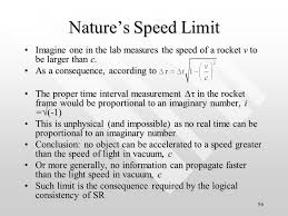How Many Years In A Light Year 1 Special Theory Of Relativity Notes Based On Notes Based On