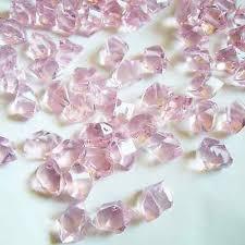 Vase Rocks 500pcs Acrylic Ice Rocks Pink Crystals Fish Tank U0026 Aquarium Vase