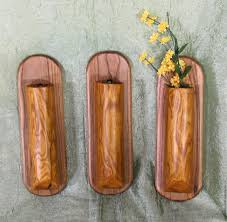 buy wall mounted planter for flowers dried flowers vase made of