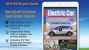 car buying guide electric car insider interactive app for mobile and tablet by