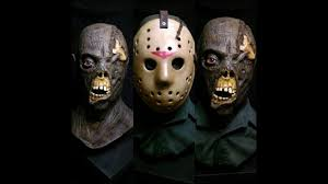 Jason Halloween Mask by Friday The 13th Jason Voorhees Part 6 Jason Lives
