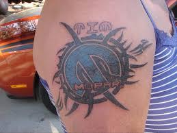 38 best mopar tattoos images on pinterest mopar tatting and bees