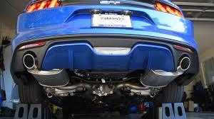 mustang exhaust 2017 mustang gt premium stock exhaust