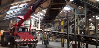 synergy lifting crane hire demolition and dismantling