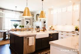 white kitchen with black island category fall decorating ideas home bunch interior design ideas