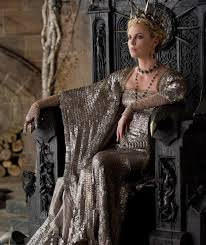 nobody graces a throne like charlize theron this is totally the