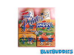 smurf dixie cups smurf paper cup dispenser