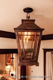Lantern Chandelier Lighting Lantern Chandelier Inglewood Craftsman Home