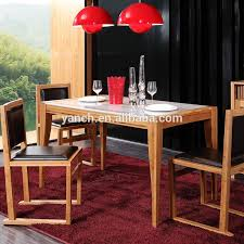 Bamboo Dining Room Chairs Bamboo Dining Table Set Bamboo Dining Table Set Suppliers And