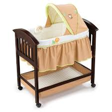 burlington baby department summer infant classic comfort wood bassinet swingin