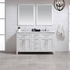 Ove Decors Bathroom Vanities Ove Decors Tahoe 60 Bathroom Vanity Set With Mirror In