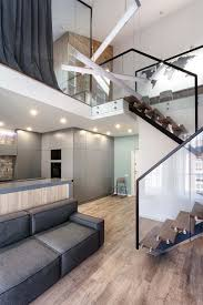 two level apartments near kiev martin architects