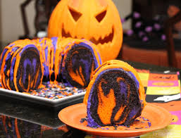 Spooky Halloween Cake Famous Halloween Rainbow Party Cake Recipes And Ideas For Simple