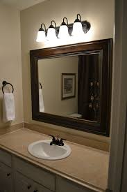 Oil Rubbed Bronze Vanity Lighting Bronze Bathroom Mirror Insurserviceonline Com