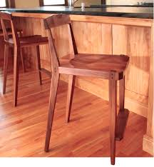 Woodworking Plans Kitchen Nook by Tall Kitchen Chair Project Free Woodworking Plans Walnut Wood