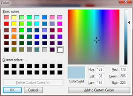 how to pick colors and their codes off your computer screen windows