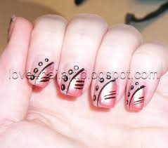 easy nail designs at home step by step image collections nail