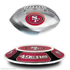 christmas gifts for 49ers fans san francisco 49ers christmas gifts bradford exchange