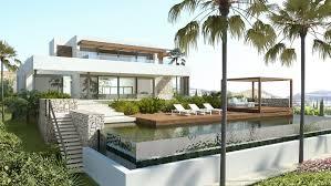 Home Interiors En Linea Villas Modernas Casas Contemporaneas En Venta En Marbella Costa