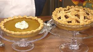 chef curtis shares recipes for three types of thanksgiving
