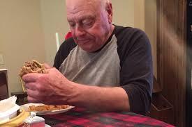 Hamburger Memes - hamburger papaw the lonely grandfather who inexplicably became a