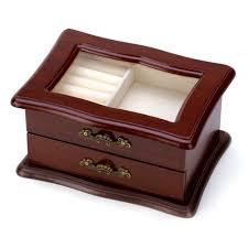 Engravable Keepsake Box Amazon Com Keepsake Window Jewelry Box Organizer Storage