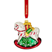 2016 nostalgic baby s rocking ornament discontinued