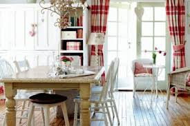 44 country chic dining room and kitchen designs shabby chic