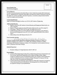 resume sample for articleship training 1 career pinterest