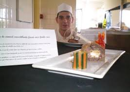 meilleur apprenti de cuisine résultats maf 2010 lycée professionnel des métiers françois