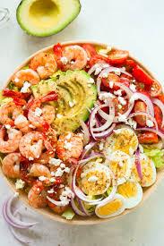 shrimp avocado tomato salad recipe primavera kitchen
