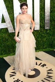Vanity Fair Wedding Selena Gomez U0027s Vanity Fair Oscar Party Look Is Sexier Than Ever