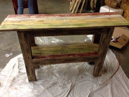 Making Wooden End Table by Pallet Tv Stand Diy Crafts Pinterest Pallet Tv Stands
