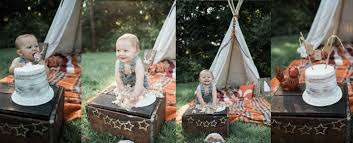 rustic party ideas for boys