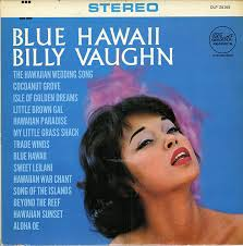 hawaiian photo album billy vaughn and his orchestra blue hawaii vinyl lp album at