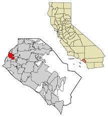 Cypress Zip Code Map by Cypress California Wikipedia