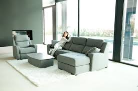 contemporary sofa recliner sectional recliner sofa altea famaliving montreal