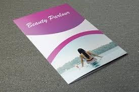 trifold beauty salon brochure v745 brochure templates