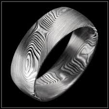 Steel Wedding Rings by 20 Best Andrew Nyce Images On Pinterest Damascus Steel Wedding