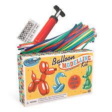 amazon com ridley u0027s retro balloon twisting modelling kit with