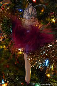 our christmas tree with colored lights u2013 the whimsical lady