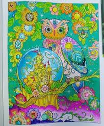 Creative Haven Owls Coloring Book Creative Haven Coloring Books Owl Coloring Ideas