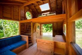 Tiny Houses Inside Exellent Tiny House Hawaii 1 Chic Eco Yurt Home Pahoa Big Island