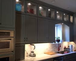 kitchen cabinet led lighting cabinet lighting fielder electrical services inc