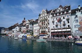 city hopper lucerne switzerland the swiss rock