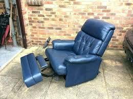 light blue recliner chair navy blue recliner chair traversetrial