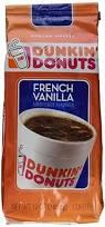 amazon com dunkin u0027 donuts french vanilla ground coffee 12 oz