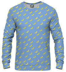banana sweater banana heaven sweater aloha from deer